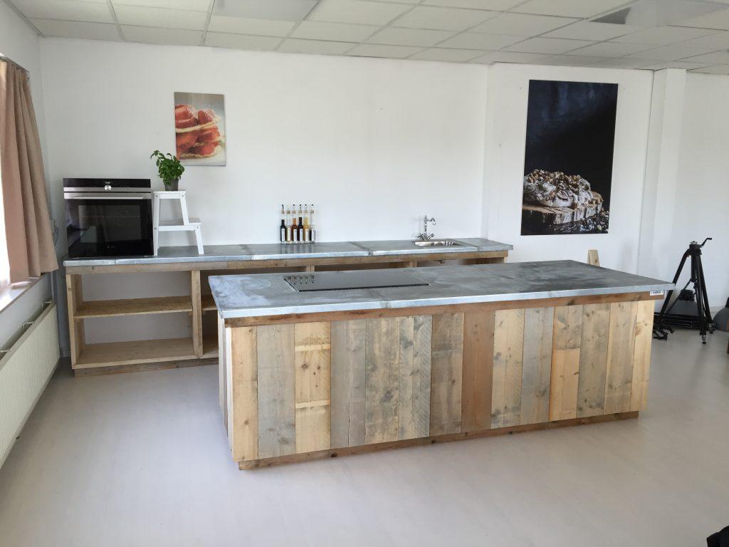 De studio keuken