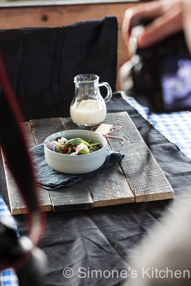 Workshop foodfotografie en styling