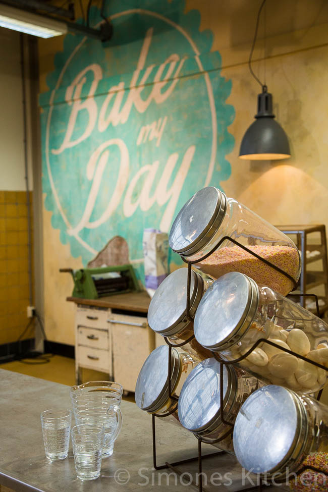 Behind the scenes – Bake my Day